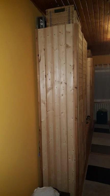 DIY Tall IVAR wardrobe   IKEA Hackers