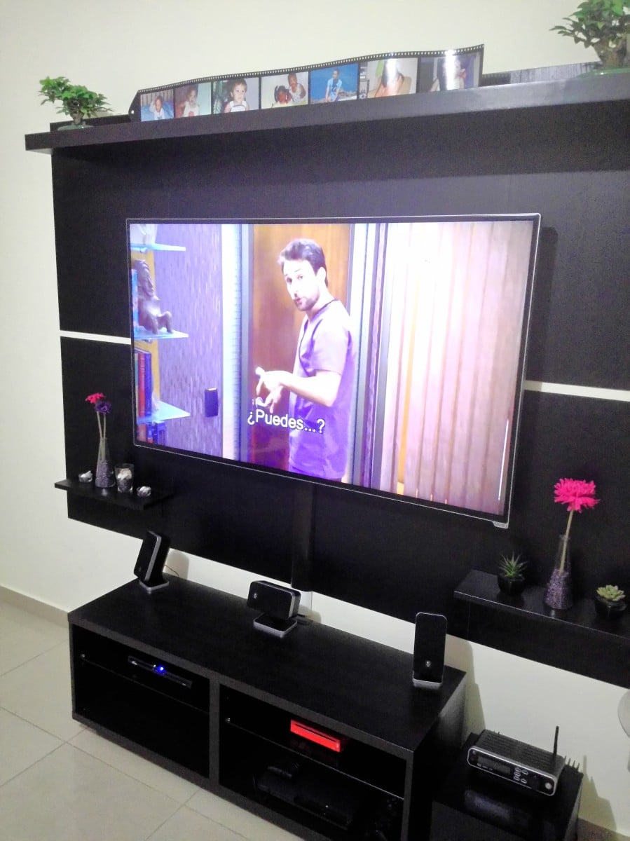 Ikea Tv Wall Module Ikea Hackers