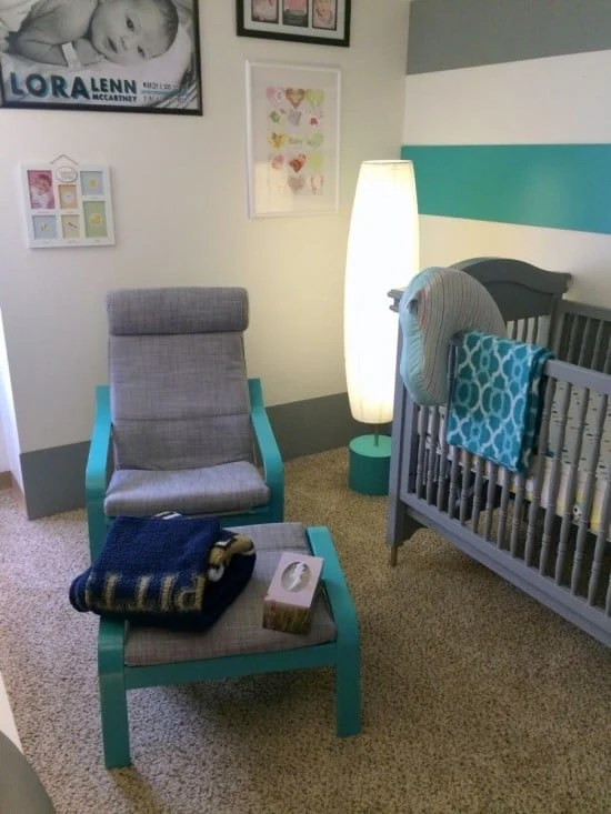 Expedit Kallax Malm Hybrid For Remodeled Nursery