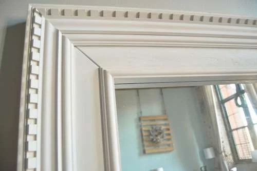 IKEA Monstad mirror makeover