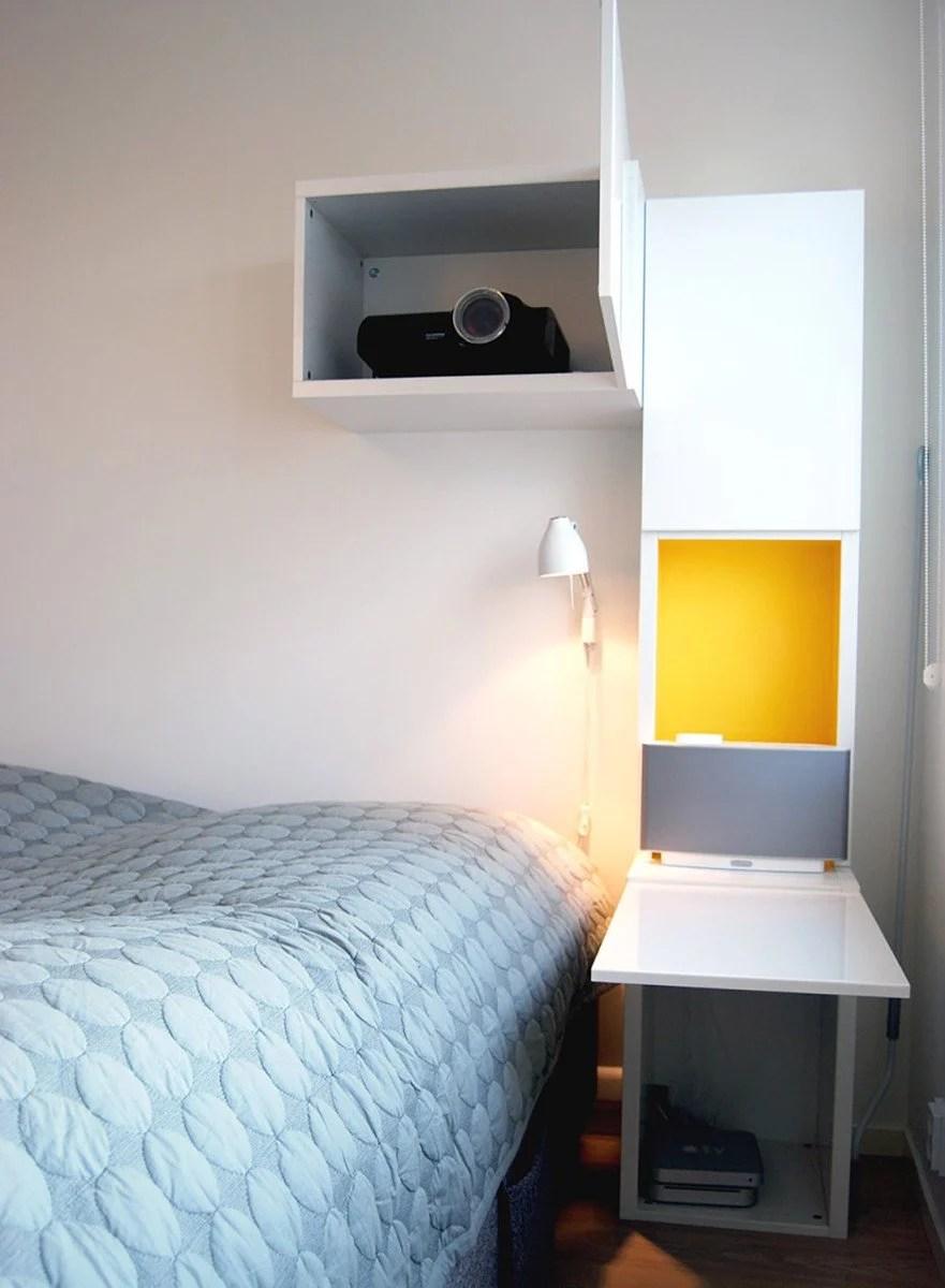 Ikea Best 229 Home Cinema Nightstand Ikea Hackers