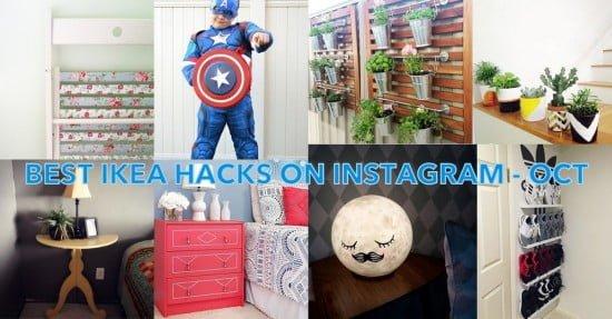 Best IKEA Hacks on Instagram
