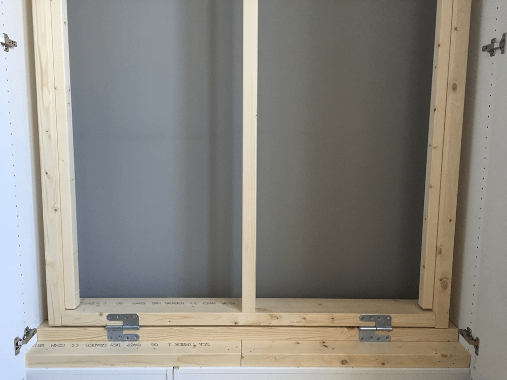 Hack A Pax Murphy Bed Ikea Hackers