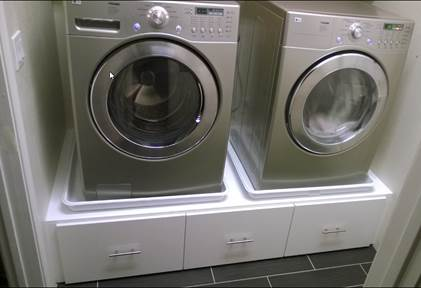 Ikea Best 197 Is Now A Washer Dryer Pedestal