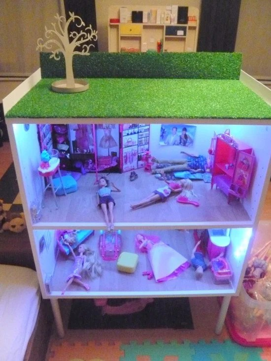 barbie doll house 2