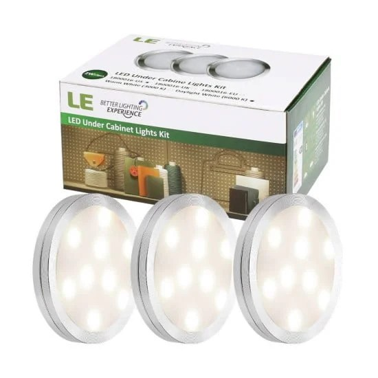 LED under cabinet lights - Amazon