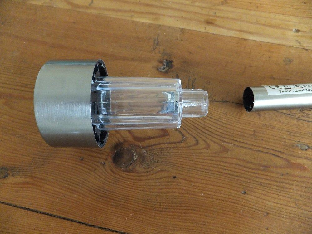 Sundroppar Your Cheap And Classy Solar Lamp Ikea Hackers