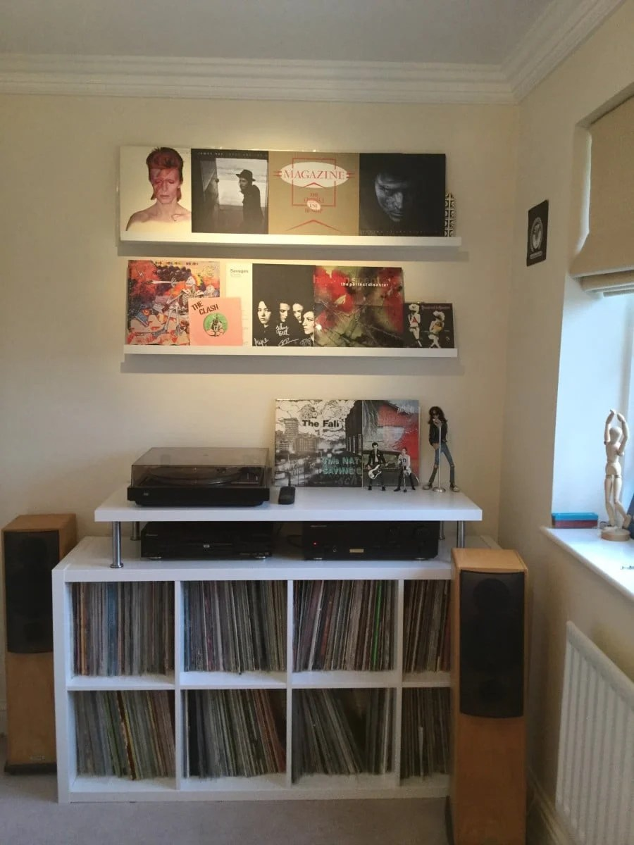 Back To Vinyl Ikea Hackers