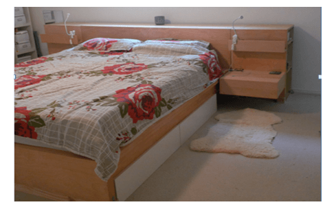 Fancy Malm Billy Bed Head hack Final Products