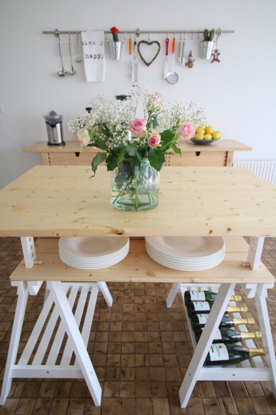 DIY an IKEA FINNVARD kitchen island