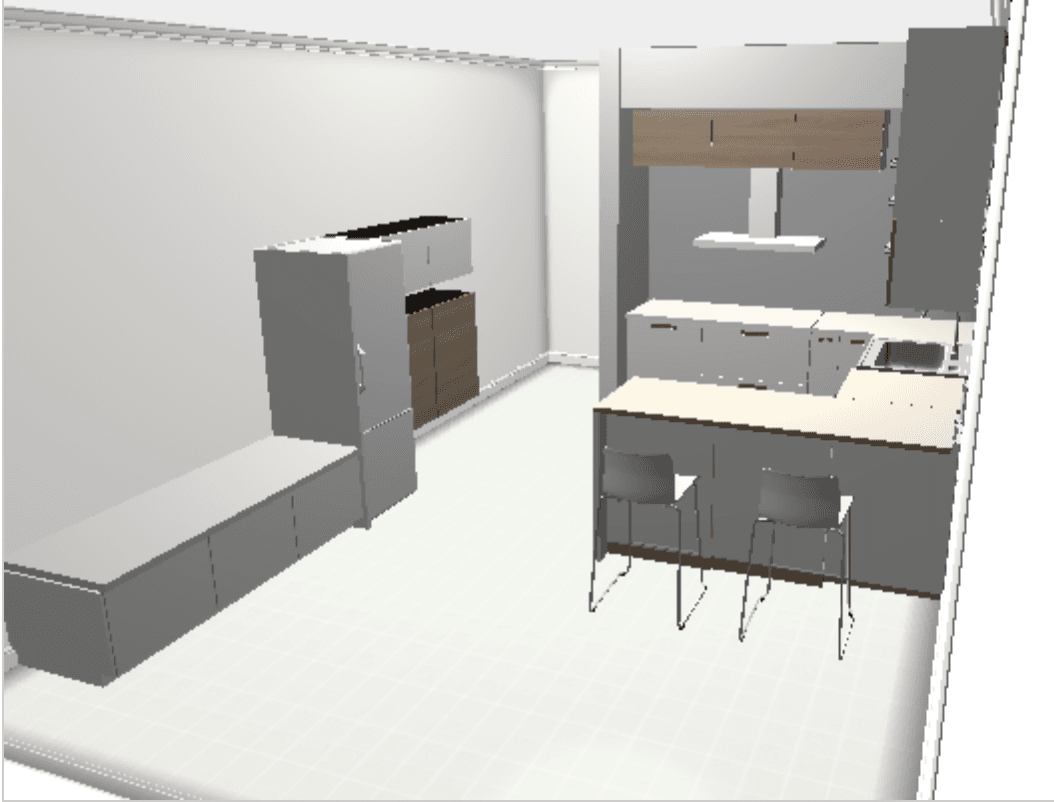 How I Planned My Space For Ikea Kitchen Cabinets Ikea Hackers