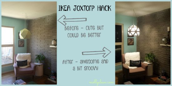 ikea joxtorp hack