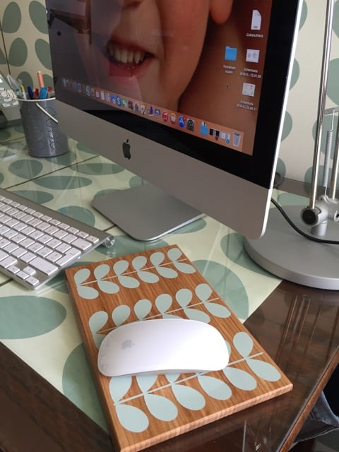 From Cutting Board To Mouse Pad Ikea Hackers