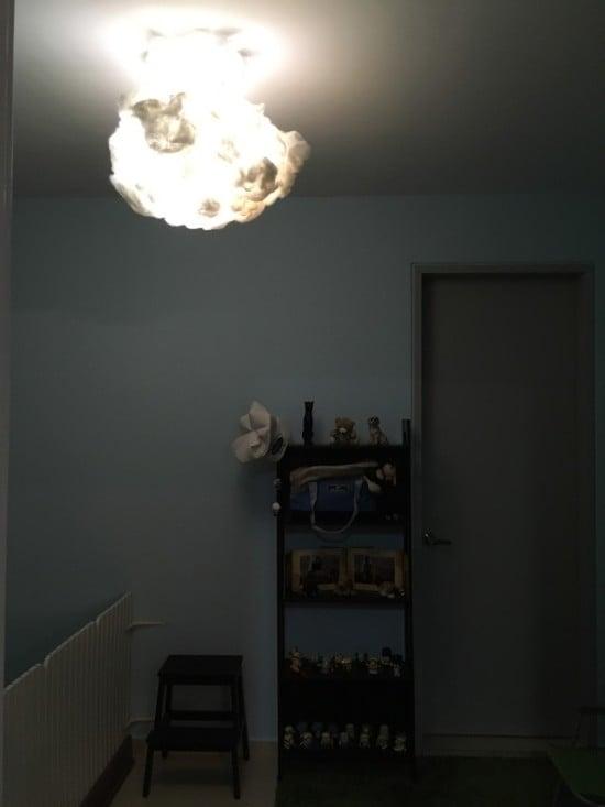 DIY a cloud light