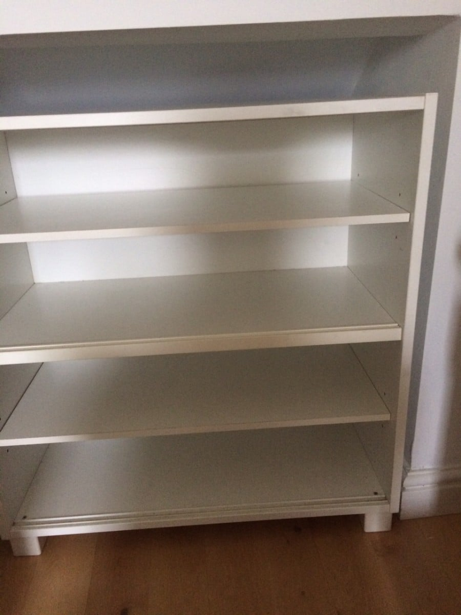 Kids toy car park storage shelves ikea hackers - Toy shelves ikea ...