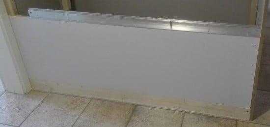 Pax sliding door DIY 4