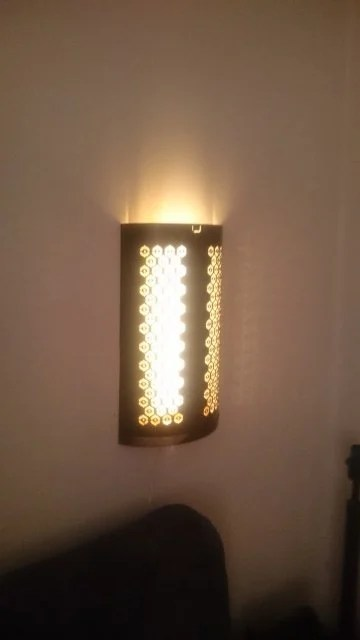 Ideal IKEA STABBIG wall sconce IKEA STABBIG candle block lantern bees wall sconce