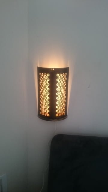 IKEA STABBIG wall sconce