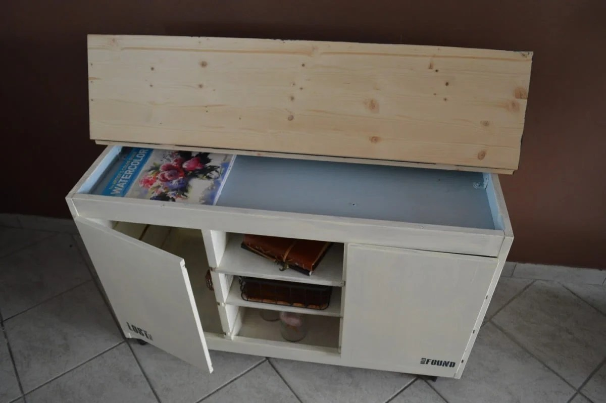 Trofast Storage Makeover Ikea Hackers