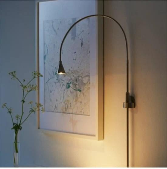IKEA TIVED, now an IoT floor lamp