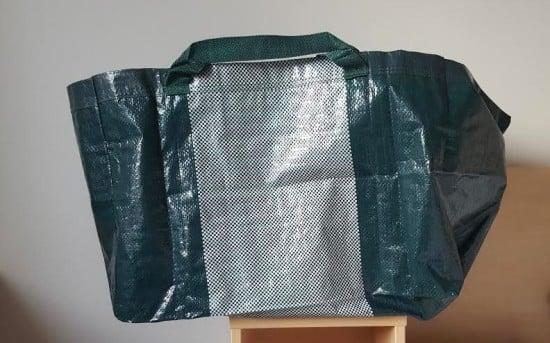 IKEA HAY blue bag