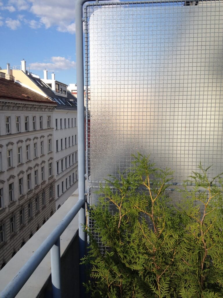 Floor Protector For Balcony Privacy Ikea Hackers