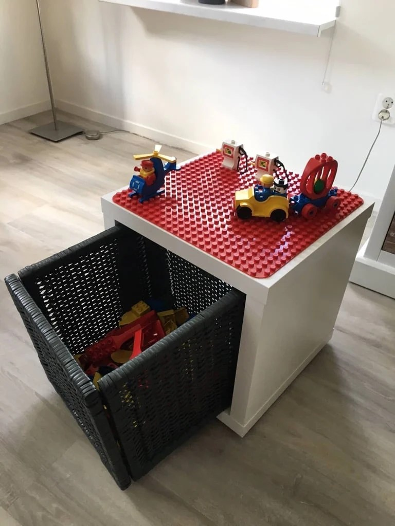 Exceptionnel LEGO DUPLO Play And Store Box