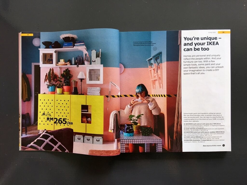 Ikea catalog 2018 a nod to hacking ikea hackers - Catalogue ikea 2018 ...