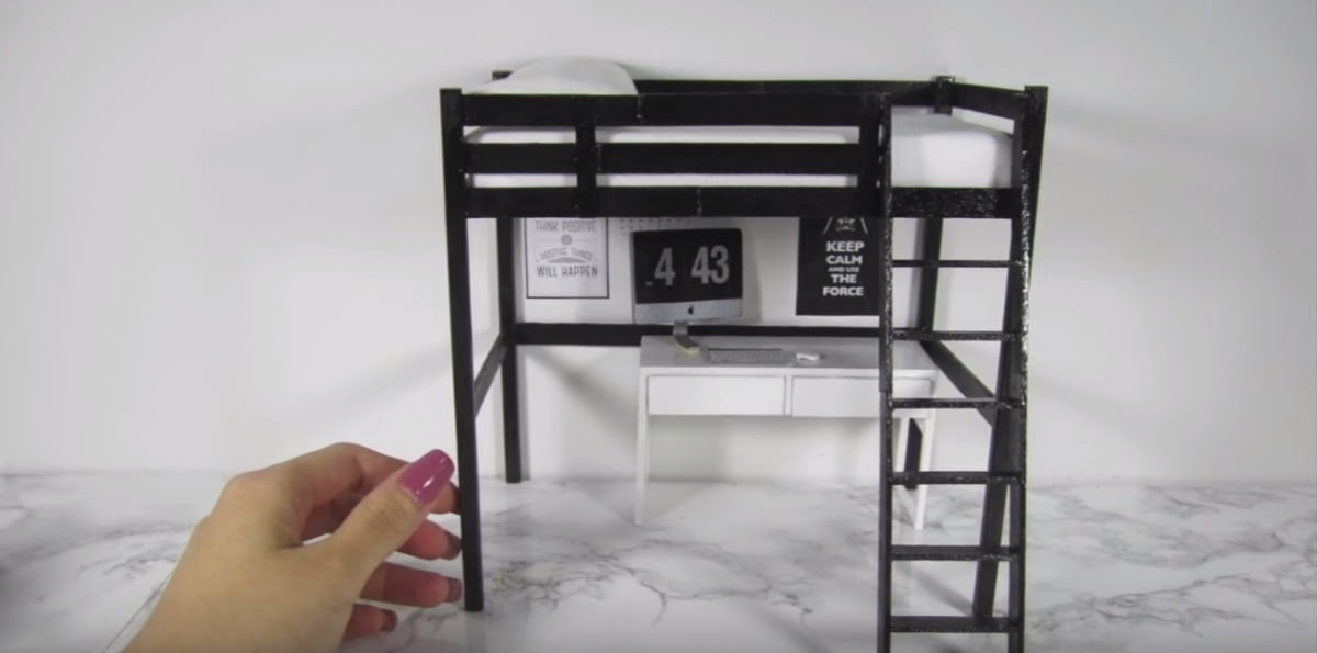 Have You Seen These Ikea Dollhouse Furniture