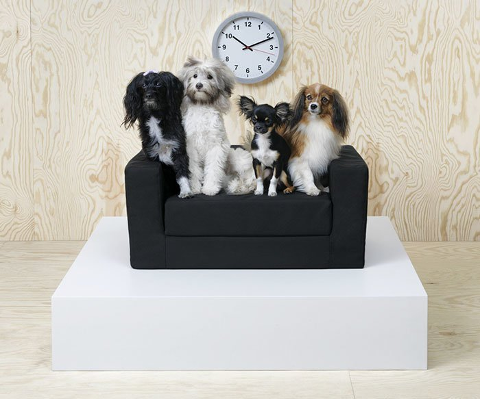 IKEA LURVIG pet furniture for dogs and cats