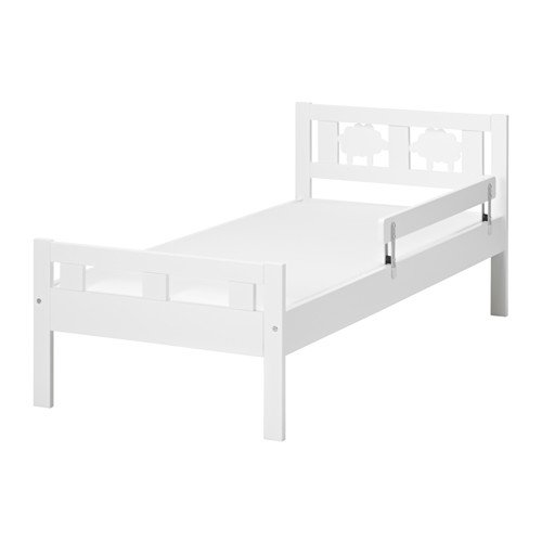 KRITTER mid-sleeper bed