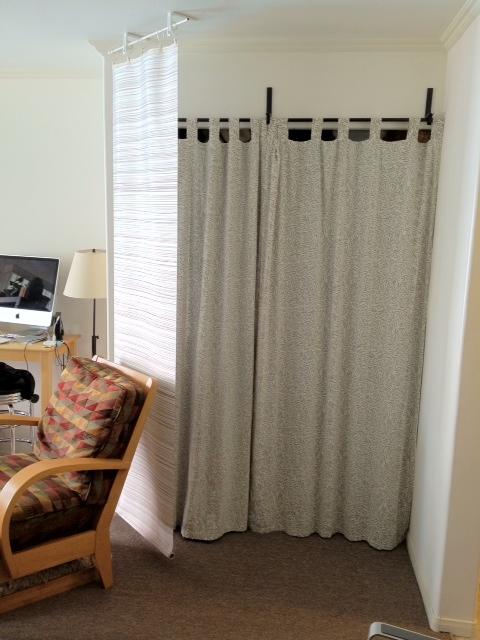 Room Divider 2 Closet Bluff
