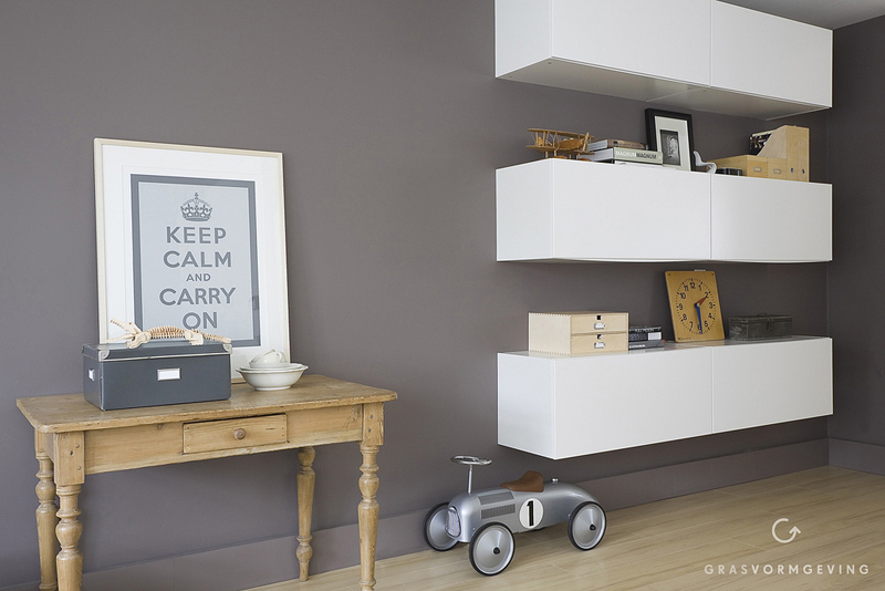 Kitchen unit goes stylish livingroom storage/shelving unit - IKEA ...