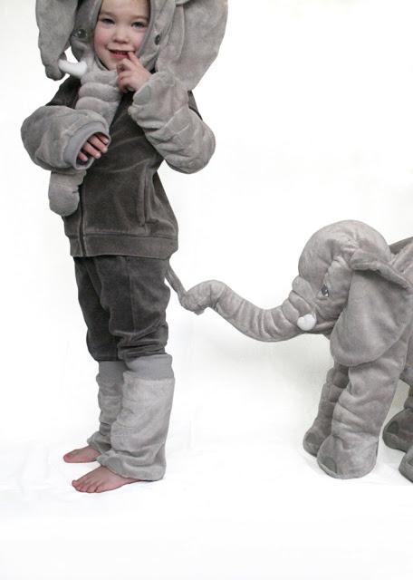 Cuddle Elephant To Costume Ikea Hackers