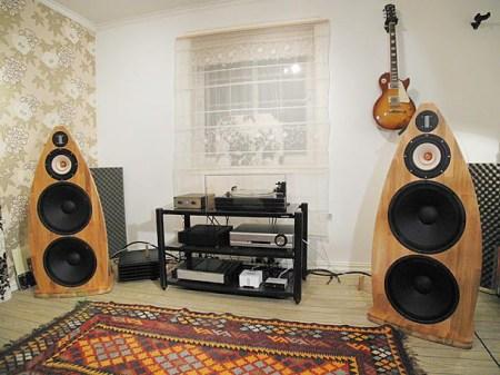 DIY Open Baffle speakers