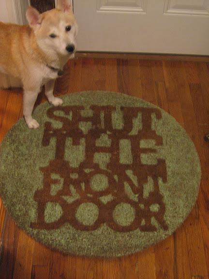 Shut the Front Door by WilliamDohman