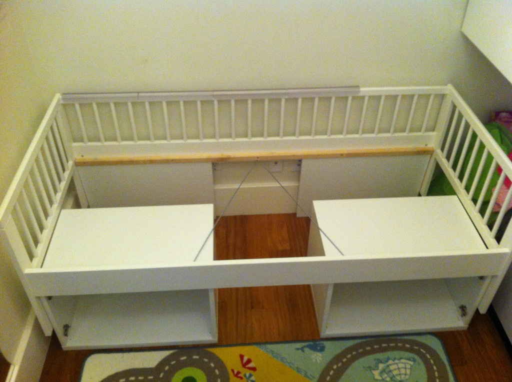 How To Prop Up Side Of Bed Frame