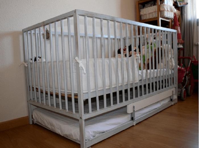 Sniglar Trundle Crib Ikea Hackers