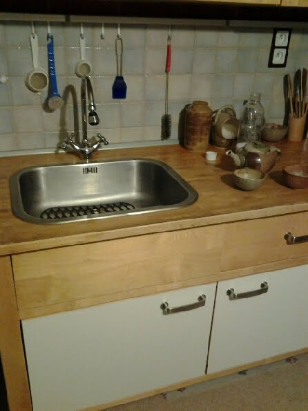 Varde Counter Drawer Hacked By Kitchen Sink Ikea Hackers