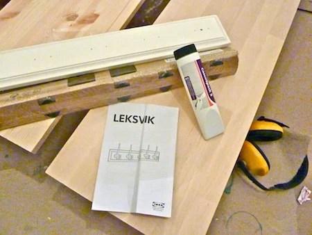 IKEA Billy hack