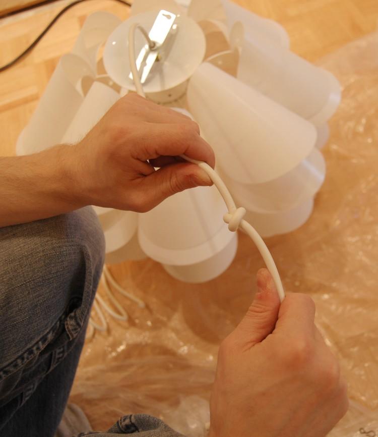 Knappa Floating Flowers Arrangement IKEA Hackers