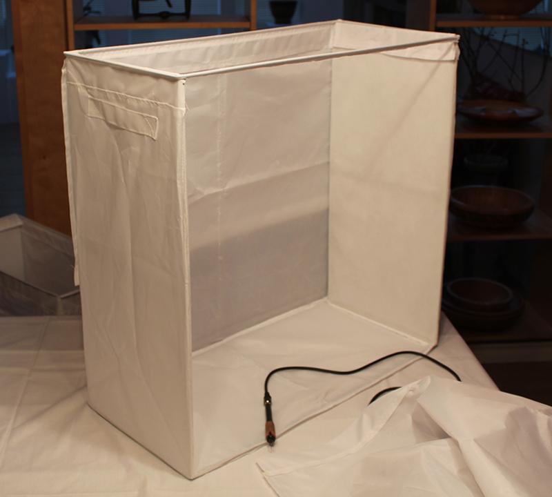 Photography Light Box Ikea Hackers