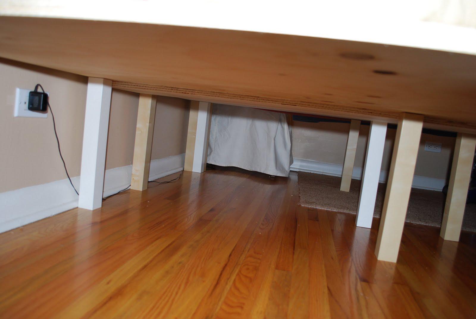 cali king lackable headboard and platform bed frame ikea hackers. Black Bedroom Furniture Sets. Home Design Ideas