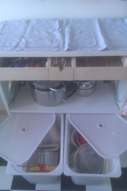 Fira utensil divider drawer