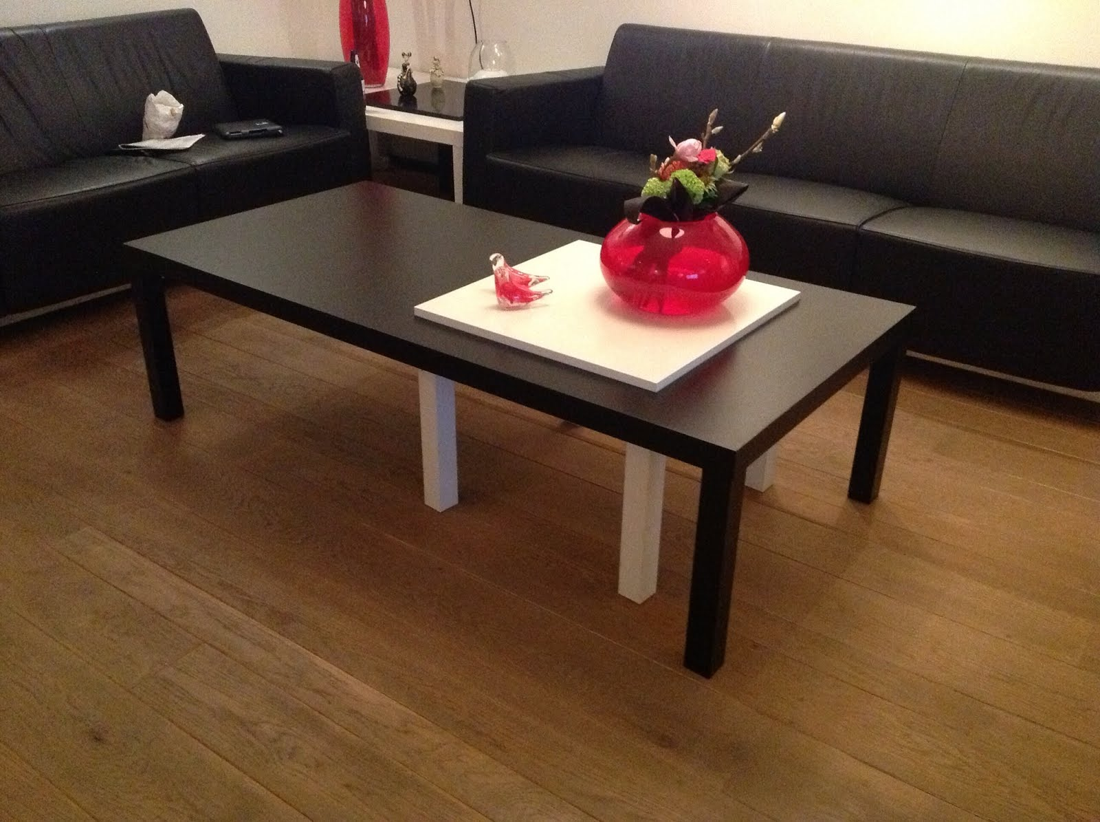 mother and son lack table ikea hackers. Black Bedroom Furniture Sets. Home Design Ideas