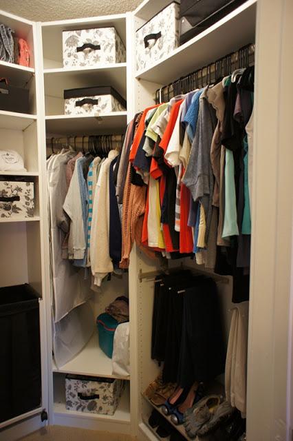 custom walk in pax closet ikea hackers. Black Bedroom Furniture Sets. Home Design Ideas