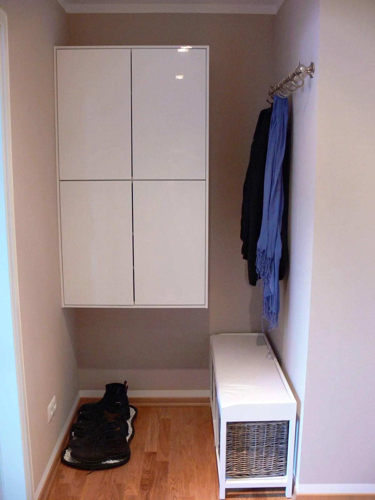 customized hallway solutions ikea hackers. Black Bedroom Furniture Sets. Home Design Ideas