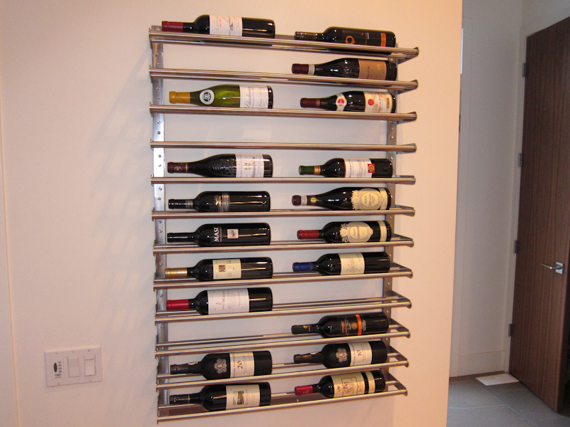 Grundtal Wine Rack Ikea Hackers