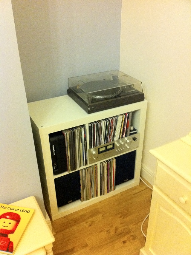Expedit hi fi unit ikea hackers - Mobile hi fi ikea ...