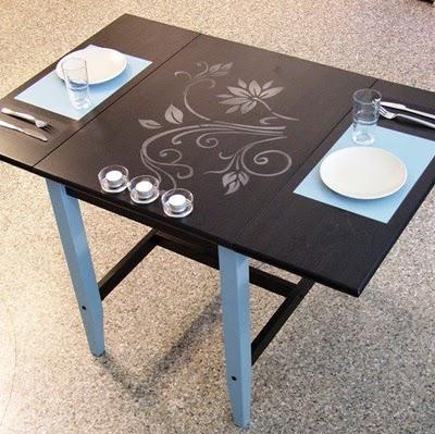pimp my ikea table ikea hackers. Black Bedroom Furniture Sets. Home Design Ideas